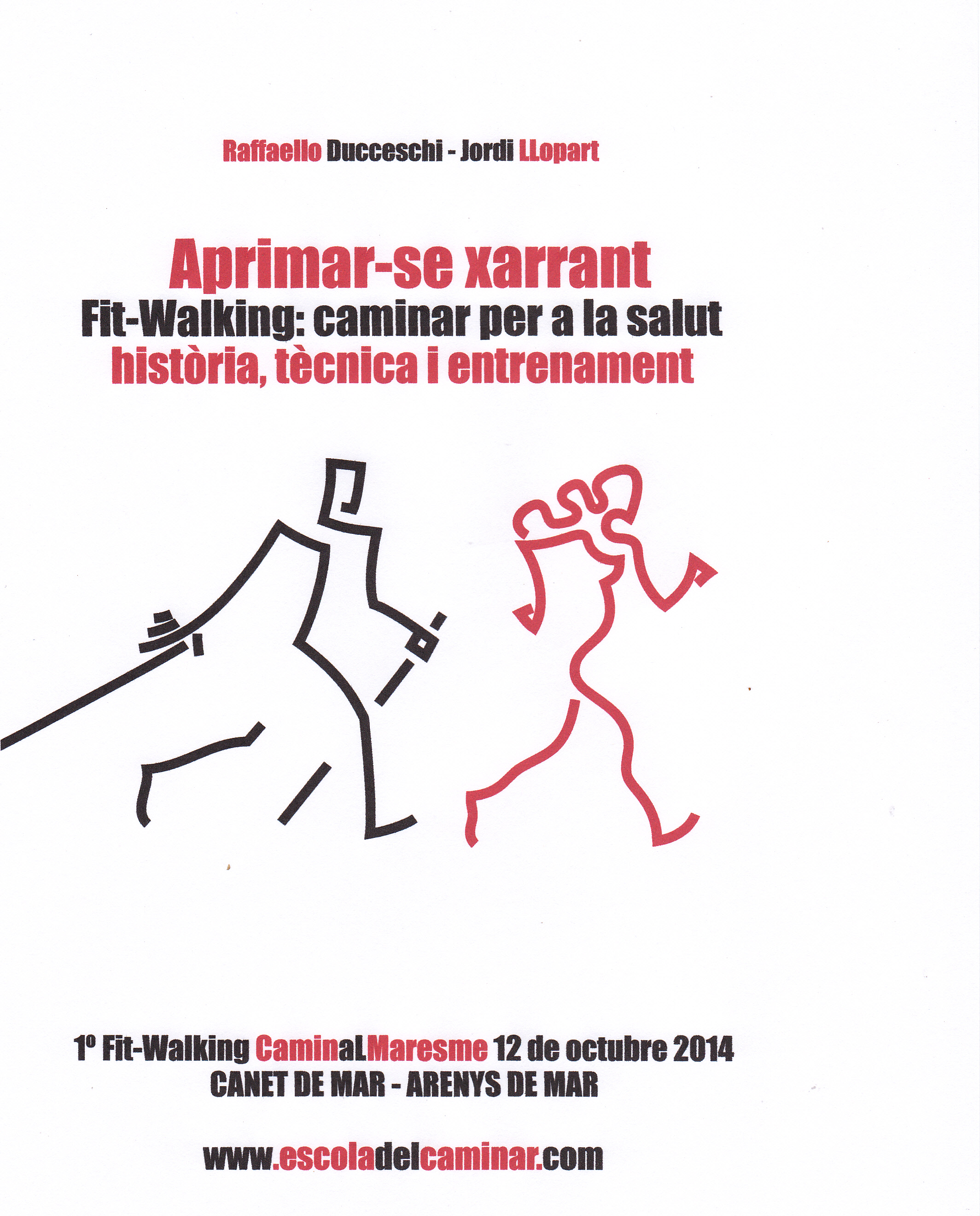 Fit-Walking entre Canet de Mar y Arenys de Mar