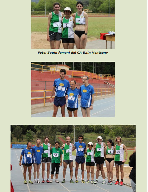 fotos de la web atletismeaixmontseny.cat